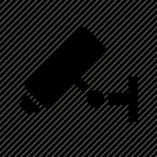 cctv, security video camera, surveillance camera icon