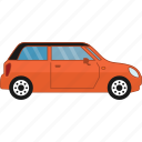 car, road, transport, transportation, van, vehicle icon