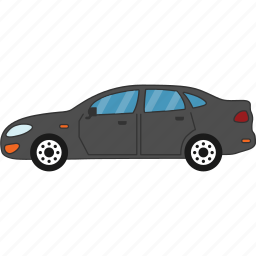car, road, sport car, transport, vehicle icon