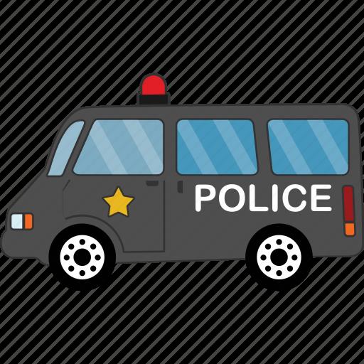 car, police, roda, transport, vehicle icon