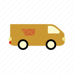 car, delivery, transport, transportation, vehicle icon