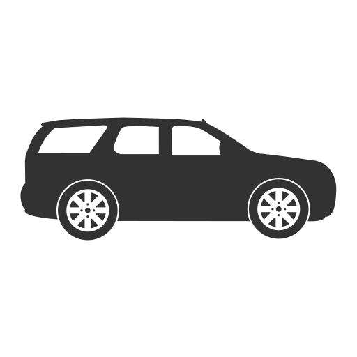 auto, automobile, car, suv, vehicle icon
