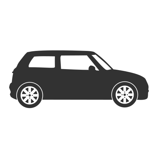 auto, automobile, car, vehicle icon