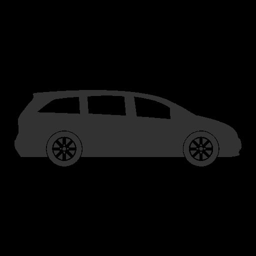 auto, automobile, car, minivan, mpv, vehicle icon