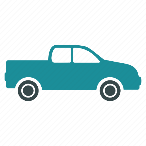 auto, car, pickup, transport, transportation, van, vehicle icon