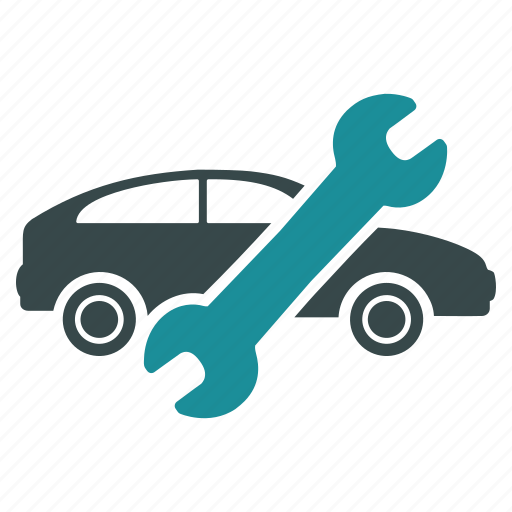 auto, car, mechanic, repair, service, tools, work icon