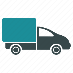 car, deliver, delivery, shipping, transport, truck, van icon
