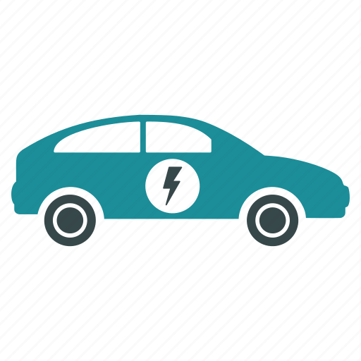 automobile, car, eco, ecology, electric, engine, hybrid icon