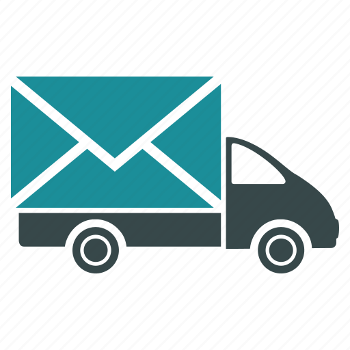 delivery, envelope, letter, mail, post, send, shipping icon