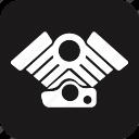 auto, automobile, car, garage, servicing, vehicle icon