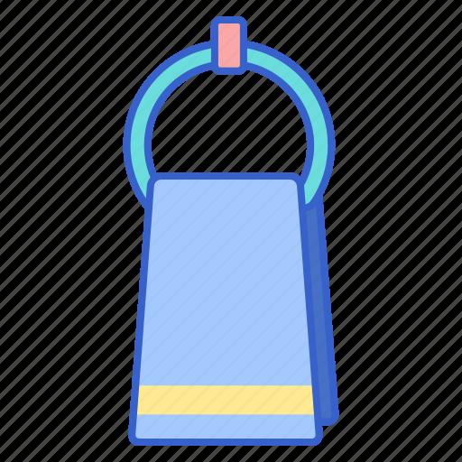 drying, hand, towel icon