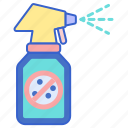 insect, remover, tar icon