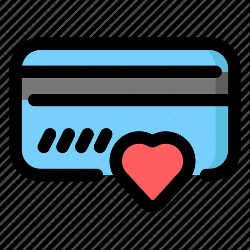 bonus, card, credit, debit, favorite, payment icon