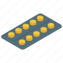 medical strips, medical treatment, medication, medicine strip, pills