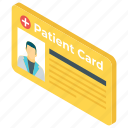 employee card, id badge, id card, id pass, identity, patient card