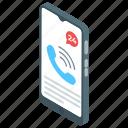 customer services, helpline, hotline, smartphone calling, telecommunication icon