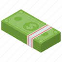 banknote, cash, cash stock, dollar, paper money icon