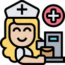 nurse, hospital, medical, healthcare, occupation