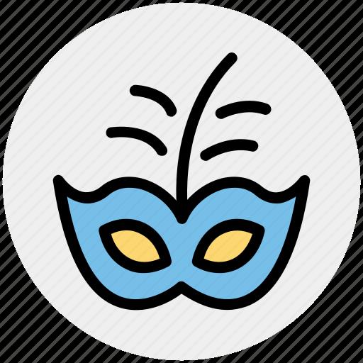 Brazil carnival, carnival mask, celebrations, circus mask, eye mask, festivity, mask icon - Download on Iconfinder