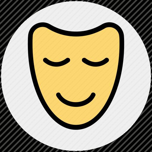 Carnival symbol, celebrations, circus mask, face mask, festivity, mask icon - Download on Iconfinder