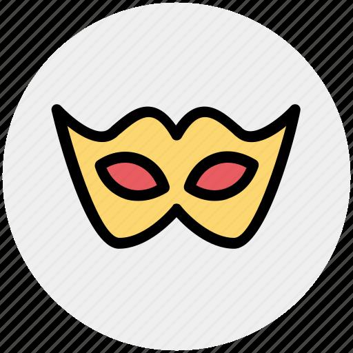 Celebrations, eye mask, festival mask, festivity, male mask, mask icon - Download on Iconfinder