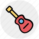 banjo, guitar, lute, music, musical instrument, ukulele icon