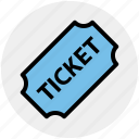 card, label, mark, tag, ticket icon