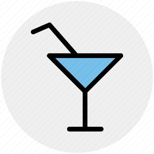Cocktail, drink, juice, mixed fruit drink, soft drink icon - Download on Iconfinder