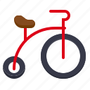 amusement, bicycle, carnival, circus, monocycle, parade, unicycle