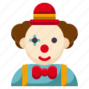 amusement, carnival, circus, clown, funny, joker, parade