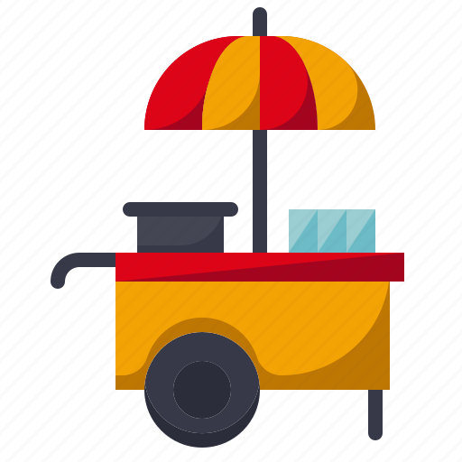 amusement, carnival, circus, food stall, parade, stall, stand icon