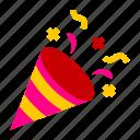 anniversary, carnaval, celebration, event, festival, party, trumpet