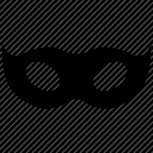 carnival mask, celebrations, circus mask, eye mask, festival mask, festivity, male mask, mask, mask with points icon