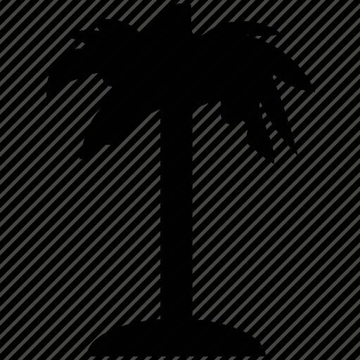 greenery, palm, palm tree, tree, tropical tree icon