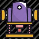 carpenter, electric, equipment, router, tool icon