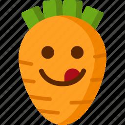 emoji, emotion, expression, face, feeling, naughty icon