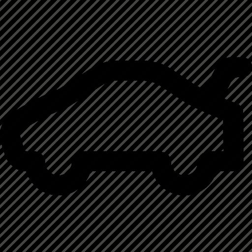car, car trunk, trunk icon