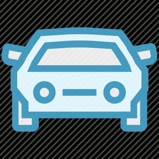 auto mobile, car, luxury car, transport, vehicle icon
