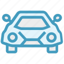 auto mobile, car, luxury car, transport, vehicle icon