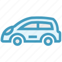 auto mobile, car, sedan, transport, vehicle icon
