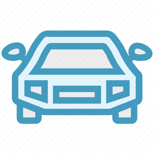 auto mobile, car, hatchback, luxury car, transport, vehicle icon