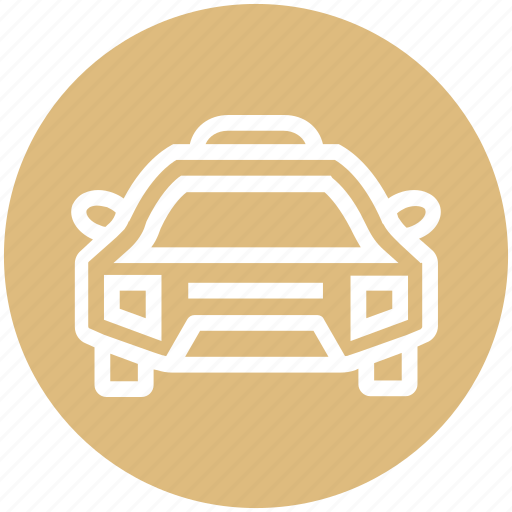 Auto mobile, car, police car, transport, vehicle icon - Download on Iconfinder