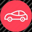 auto mobile, beetle, car, transport, vehicle icon