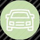 auto mobile, car, hatchback, luxury car, transport, vehicle icon