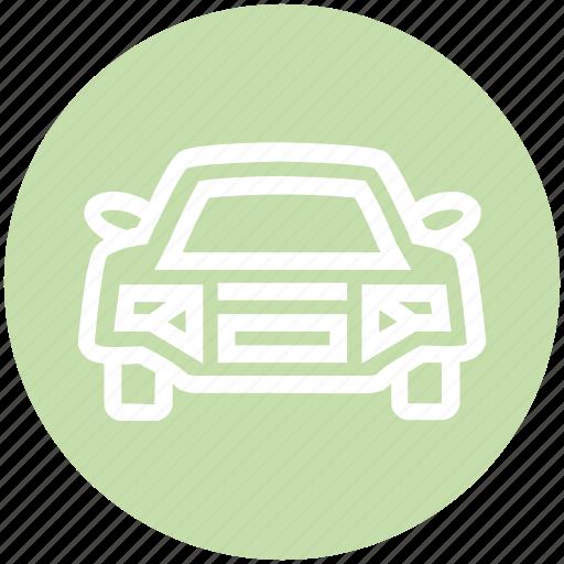 Auto mobile, car, hatchback, luxury car, transport, vehicle icon - Download on Iconfinder