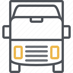 car, delivery, lorry, transport, transportation, truck, vehicle icon