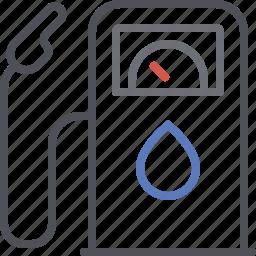 fuel, gas, gas station, gasoline, gaspump, petrol, pump icon