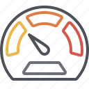 car dashboard, dashboard, gas gauge, gauge, level, speed, speedometer icon