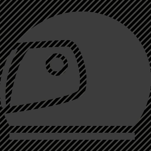 headgear, helmet, motorcycle helmet, racing, safety icon