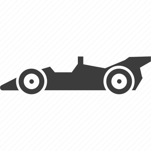 automobile, car, race car, racing, vehicle icon